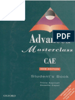 Advanced Masterclass CAE SB