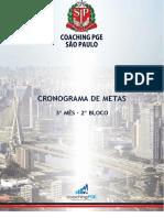 CoachingPGE Ciclo III 2o Bloco 14 Dias Parcial