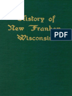 History of New Franken Wisconsin