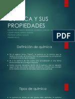 Proyecto de Quimica- Roberto, Rodrigo, Carlos, Brandon y Hari