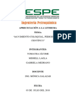 Informe-Movimiento Periodistico y Cientifico