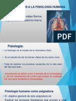 1.Introducción a La Fisiología y Medio Interno