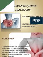 Relajantesmusculares-fisiologia