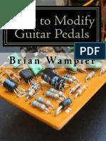 How to Modify Guitar Pedals