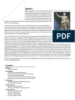 List of Roman Emperors