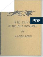 The Devil in the Old Dominion by Alfred Percy