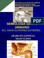 Semiologia Genito Urinario 2018 - 2
