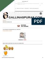 Guia de Incubacion - GP