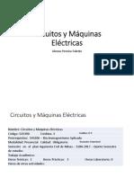 Circuitos y Máquinas Eléctricas
