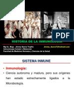 1-Historia de La Inmunologia