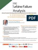 PetroSync - Gas Turbine Failure Analysis 2019