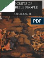 SECRETS OF THE BIBLE PEOPLE KAMAL SALIBI.pdf