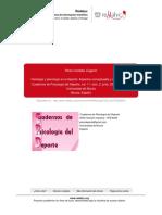 Fisiologia y Psicologia en El Deporte