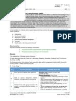 1351.100 Revenue Control Documentation (351.100)