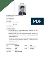 Resume Kumaraguru