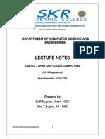 Grid and Cloud 5 Unit Notes pdf.pdf