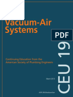 Vaccum Air Systems ASPE CEU 197