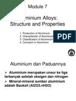 7.Aluminium