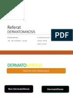Referat Dermatomikosis