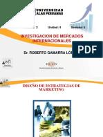 Investigacion de Mercados Internacionales-semana 5