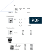 Technik Siwtch & Lamp Datasheet
