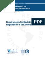 Pan American Network on Drug Regulatory Harmonization