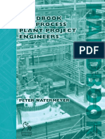 Handbook for Process Plant - Project Engineers