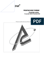Prowinder Manual