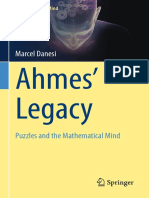 [Bookflare.net] - Ahmes' Legacy Puzzles and the Mathematical Mind.pdf