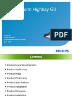 GreenPerform Highbay G3 BY698P Presentation
