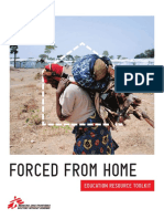 Forced From Home Educational Booklet