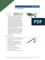 Creo Simulate 2.0 Seminar 29-11-2012