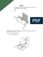 Statics sheet