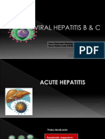 Diagnosis& Management of Hepatitis Virus