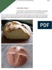 Ricotta Bliss Bread-Food Processor