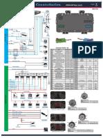 Diagrama Painel Tacogr Constell 19 11 PT-NP-A2 Novo Cod MAN