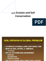 Soil Erosion and Conservation - Essentials of geology