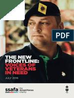 SSAFA New Frontline