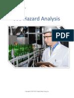 OSHA Job Hazard Analysis