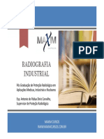 MAXIM - Radiografia Industrial