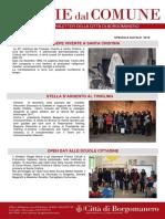 Notizie Dal Comune di Borgomanero Speciale Natale 2018 03