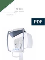 CS 8000 CS8000 Carestream User Manual