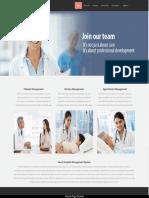 Hospital Management System Major Screens