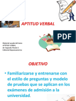 APTITUD VERBAL Prof. Pinzón.pptx