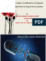 drug delivery by nano
