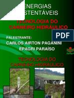 Carneiro Hidraulico, Peças e Instalação