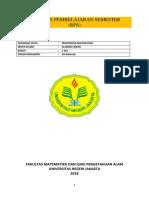 RPS Aljabar Linear 2018