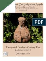 The Casa Bulletin - October 17, 2010