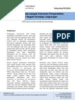 Policy Brief 07 Lingkungan