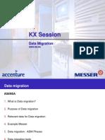 KX_SAP_DATA MIGRATION